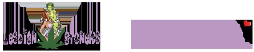 Lesbian Stoners Logo